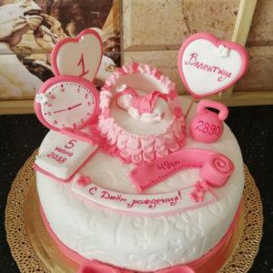 Детские торты на заказ на 1 годик