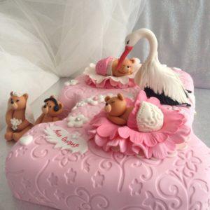 Детские торты на заказ девочкам